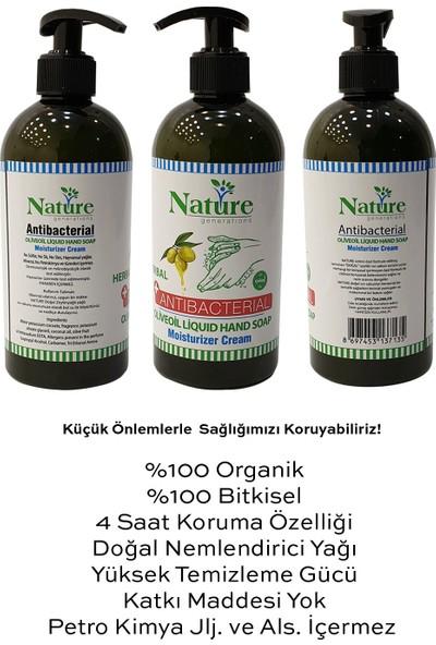 Nature Antıbacterıal El Sabunu Nature 3'lü El Sabunu