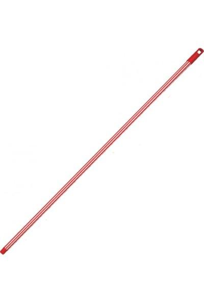 Emr Temizlik Seti Sapı Sopası - Fırça Sapı Sopası 2 Li Kırmızı