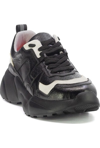 Eşle 1701 Kadın Spor Ayakkabı Siyah