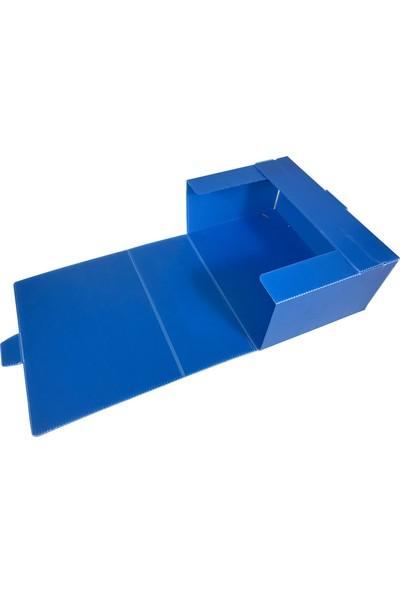 Ati Plastik Arşiv Kutusu 22 x 31 x 13 cm 1000'lik - 25'li