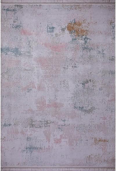 Crea Saf Ipek Halı Bambu Renkli 200 x 300 cm 6m2 Halı Sln 6540