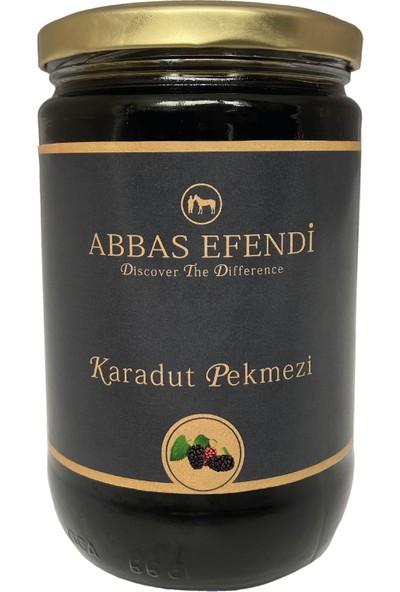 Abbas Efendi Saf Karadut Pekmezi 750 gr