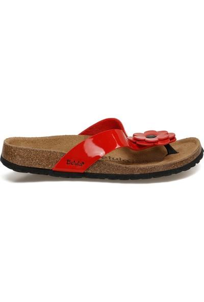 Birkenstock 55143 Betula Lene Kadın T Kırmızı Kadın Terlik