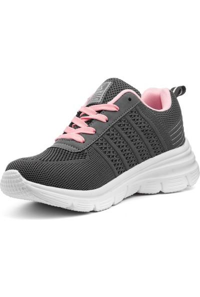 Awidox Kadın Bağcıklı Günlük Spor Ayakkabı