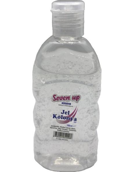 Seven Up Hijyenik Arındırıcı Jel 100 ml
