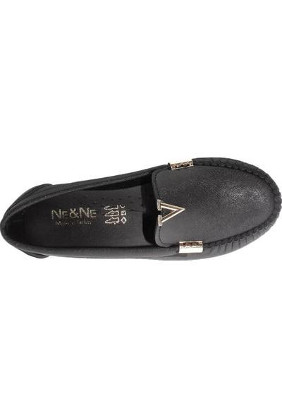 Nene 020 Dolgu Tabanlı Kadın Ayakkabı