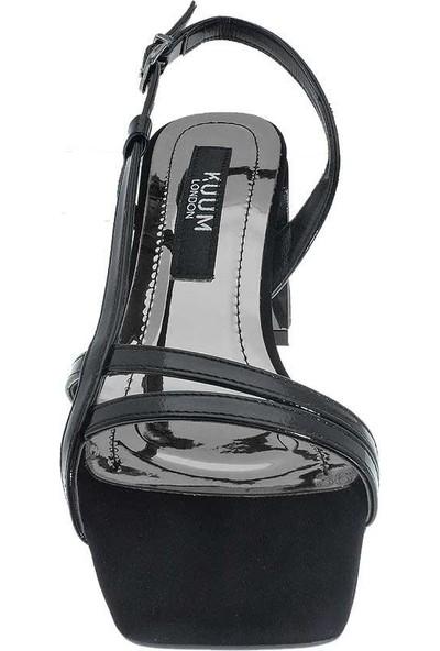 Kuum 11649 Kadın Topuklu Sandalet