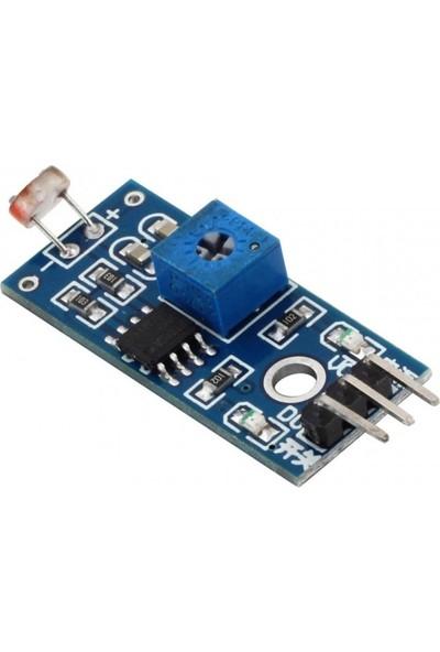 Emre Ldr Modül Arduino