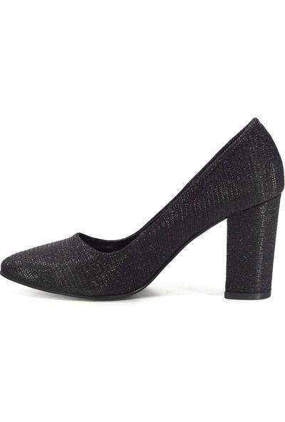 Eşle Ayakkabı 20Y 769 Abiye Ayakkabı Siyah