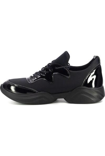 Eşle Ayakkabı 20Y ST04 Kadın Günlük Ayakkabı Platin