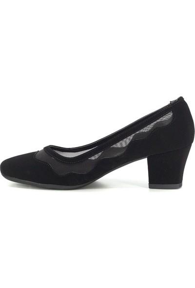 Eşle Ayakkabı 20Y 23-8637-1 Kadın Günlük Ayakkabı Siyah