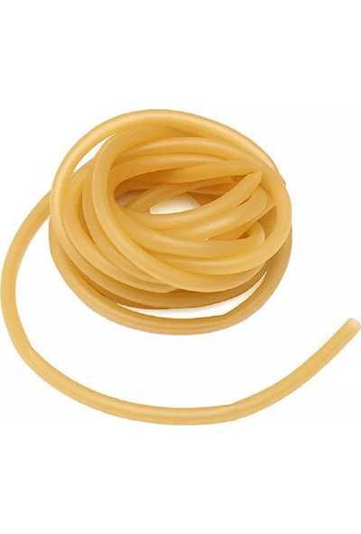Mobilreyon Sapan Serum Lastiği 5 m 2 - 4 mm