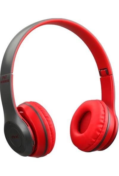 Baderis P47 Wireless Kulaklık 3 Adet