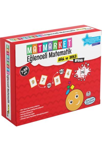Beceri Dünyası Matmarket Matematik Kartları Zeka Oyunu