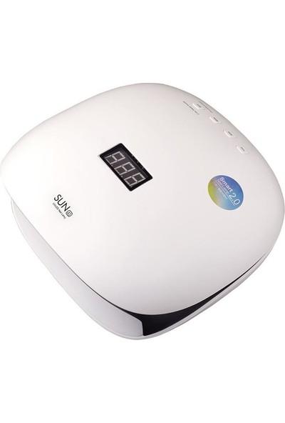 Sun 4s 48W Smart Uv LED Kalıcı Oje Protez Tırnak Kurutucu