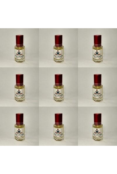 Naz Esans Erkek Parfüm Esansı 6 ml - Kır Çiçekleri & Vanilya