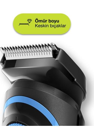 Braun BT 5240 Saç & Sakal Şekillendiric Kablosuz Islak & Kuru + Gillette