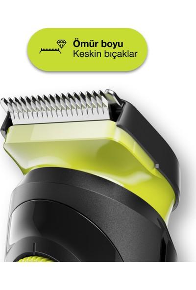 Braun BT 3221 Saç & Sakal Şekillendirici Kablosuz Islak & Kuru Kullanım