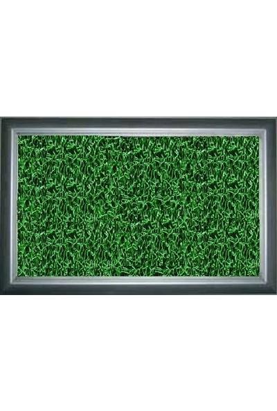 Sermat Alüminyum Hijyen Paspas Ebat: 40 x 60 cm Yeşil