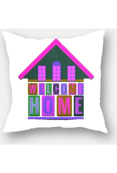 Elele Home Dekoratif Yastık Kırlent Kılıfı
