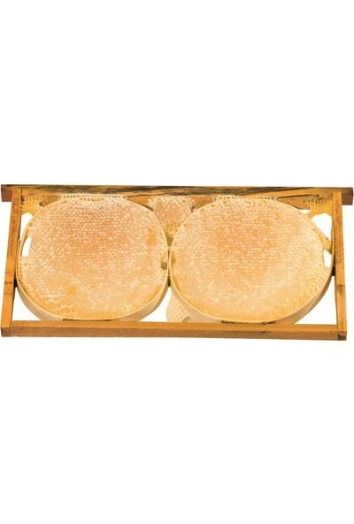 Eda Çağdaş Doğal Ürünler Petek Bal 1.200 gr