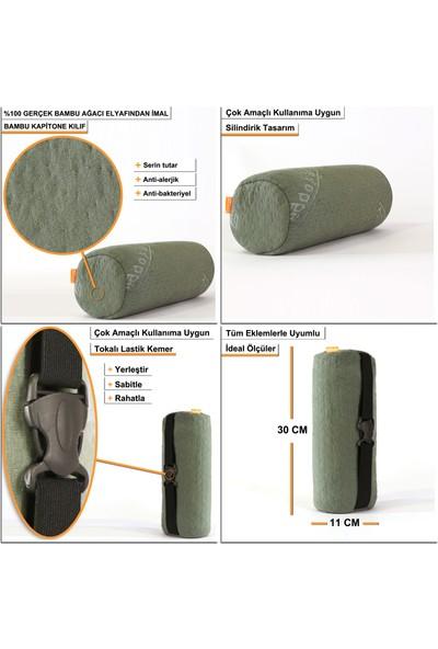 Beddo Bambu Serisi Çok Amaçlı Yastık 2'li