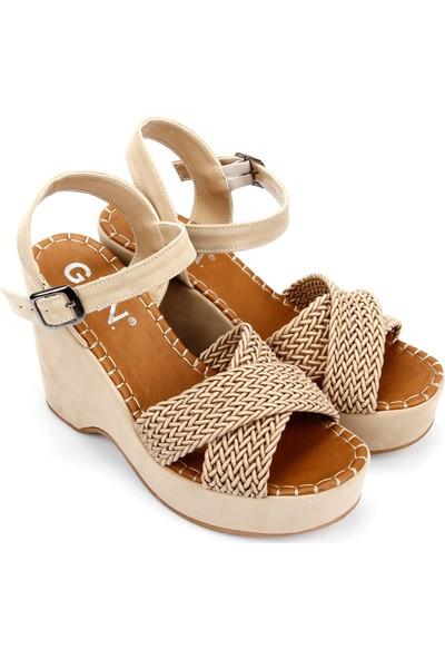 Gön Kadın Sandalet 41997