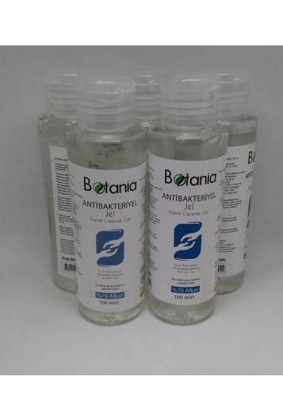 Botania Antibakteriyel Jel El Dezenfektanı 5 Adet 100 ml