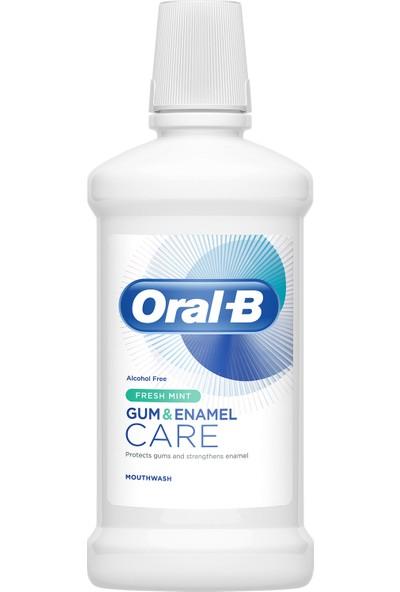 Oral-B Diş Eti Ve Diş Minesi Onarım Ekstra Ferah 500 Ml Ağız Suyu
