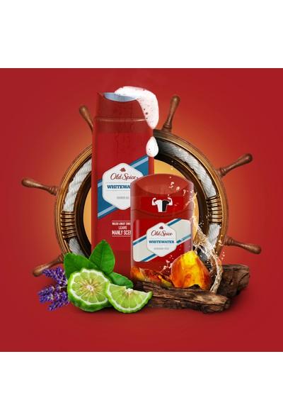 Old Spice Duş Jeli 400 ml + Deo Stick White W 50 ml + Head & Shoulders Şampuan 360 ml
