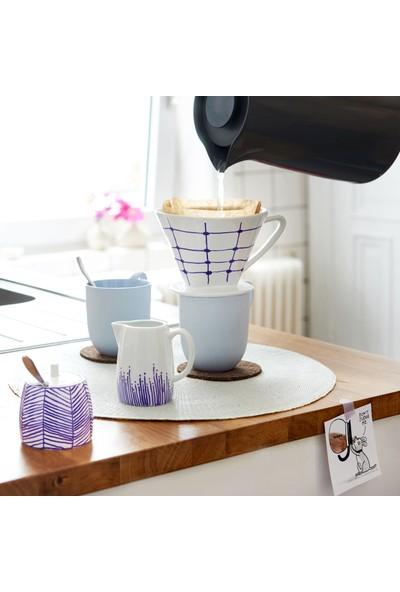 Edding E-4200 Porselen Kalemi Kahve