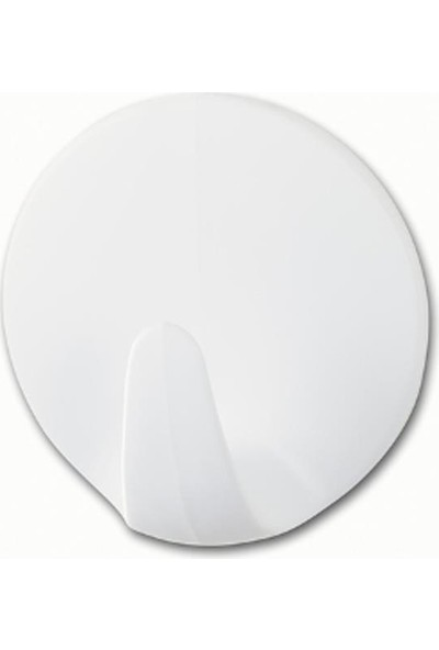 Tesa Powerstrips Askı Küçük Trend Kendinden Yapışkanlı Çıkarılabilir Beyaz