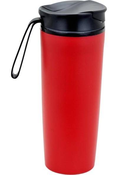 Etkin Kırmızı Vakumlu Termos 50 ml