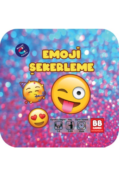 Beyin Bey'in Emoji Şekerleme