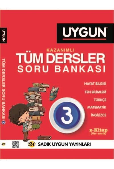 Sadık Uygun Yayınları 3.Sınıf Tüm Dersler Soru Bankası