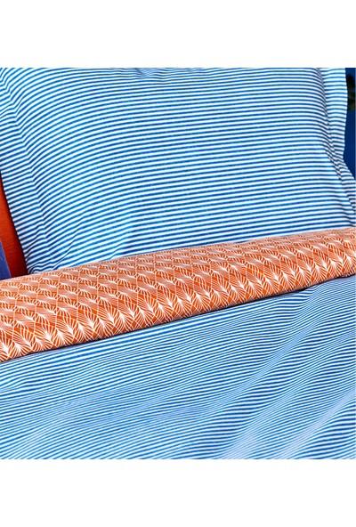 Bella Maison Pamuk Ranforce Lines King Size Nevresim 240 x 220 cm