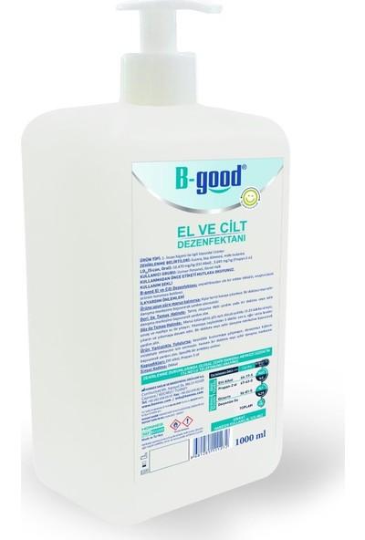 B-Good El ve Cilt Dezenfektanı 1 lt