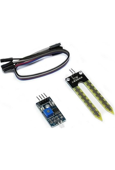 Emre Arduino Toprak Nem Sensörü Higrometre