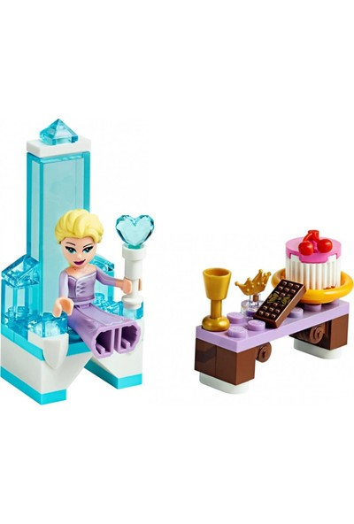 LEGO Karlar Ülkesi 30553 Elsanın Kış Tahtı
