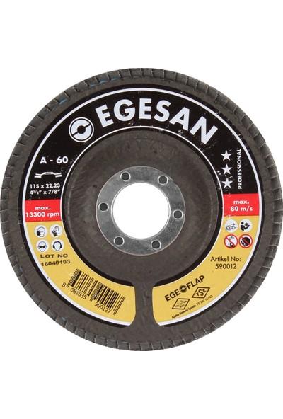 Egeli̇ 115 Flap Disk Nk-60