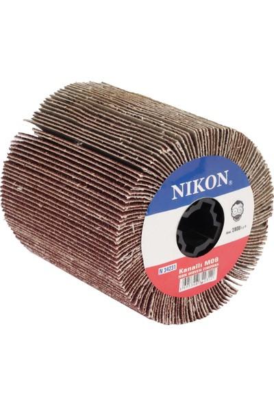Nikon Kanallı Mop Zımpara 80 Kum