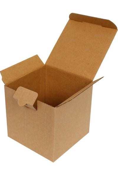 Kolici Kraft E-Ticaret Kargo Kutusu 10,5 x 10,5 x 10,5 cm 25'li