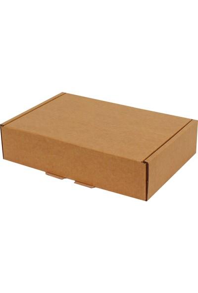 Kolici Kraft E-Ticaret Kargo Kutusu 24 x 16,5 x 6 cm 25'li