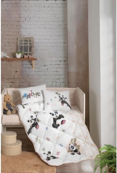 Clasy Bebek Bebek Uyku Seti Panda Bej