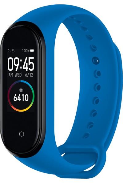 Polosmart PSSW04 Akıllı Bileklik Smart Pro Mavi