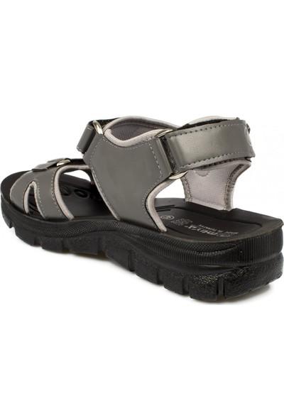 Muya 98058M Günlük Füme Erkek Sandalet