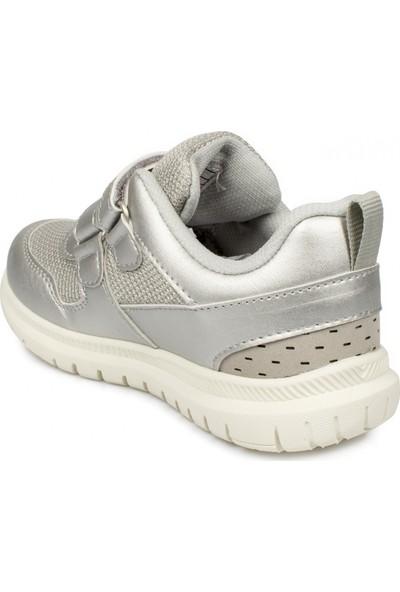 Vicco 346.p19K.117 Patik Phylon Gümüş Çocuk Spor Ayakkabı