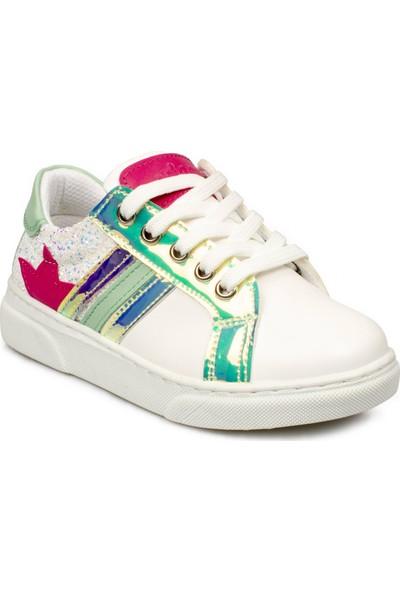 Vicco 968.f20Y.413 Filet Beyaz Çocuk Ayakkabı