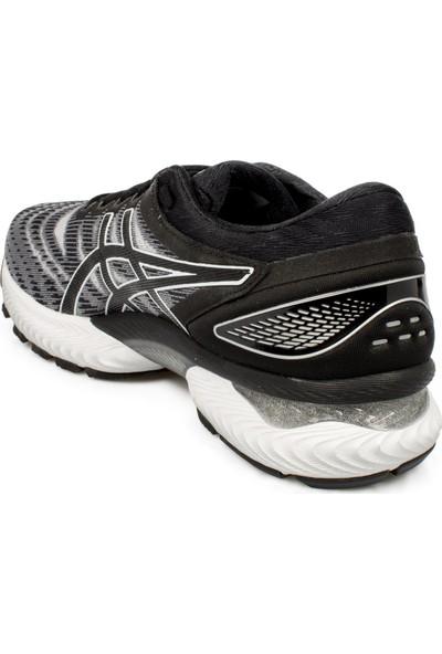 Asics 1011A680 M Gel-Nimbus 22 Koşu Gri Erkek Spor Ayakkabı