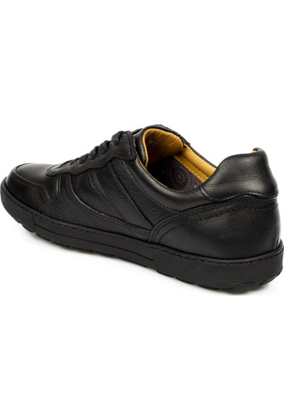 Greyder 00122 Hovercraft Siyah Erkek Spor Ayakkabı